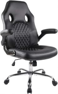 Smugdesk Leather Chair