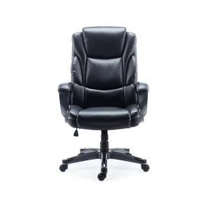 Staples Mcallum Bonded Leather Manager Chair