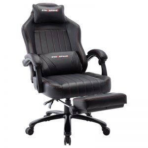 Starspace Big and Tall Reclining Gaming Chair