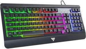 VicTsing Best Quiet Keyboards