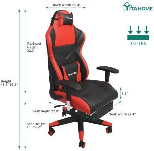 YITAHOME Gaming Chair