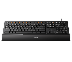 Logitech K740 Best Quiet Keyboard